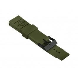 Taucher Kautschuk-Armband Style II Grün
