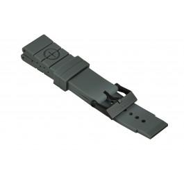 Taucher Kautschuk-Armband Style II Grau