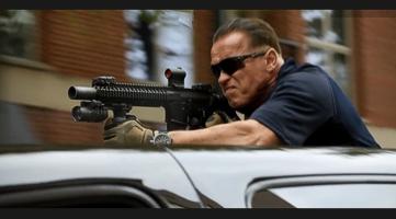 MTM Cobra am Handgelenk von Schwarzenegger in Sabotage