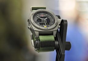 MTM Uhr mit intergriertem Geigerzähler: Grey Rad