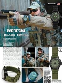 Test der Armbanduhr MTM Hyper in K-ISOM