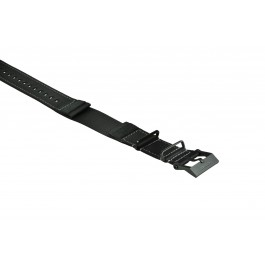 Neoprenarmband Nylon GTX Black Grey